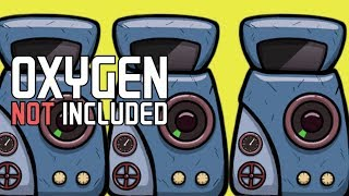 ЖИЗНЬ КИСЛОТНОЙ КАНТАЛУПЫ! | Oxygen Not Included: Rocketry Upgrade #1