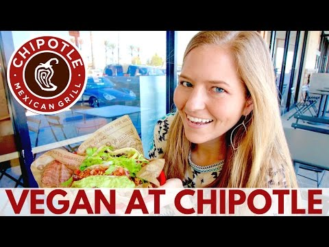 ORDERING VEGAN AT CHIPOTLE