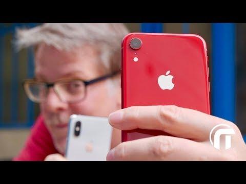 iPhone XR, moins bien que le XS ? unboxing et impression