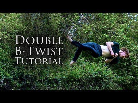 Double Butterfly Twist Tutorial