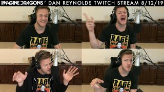 "Baixar Dan Reynolds Creates ""This Is Me""   Twitch Stream 8/12/19"