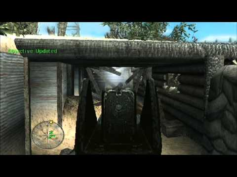Call of Duty: World At War – Final Fronts - Mission 3 - Betio Assault