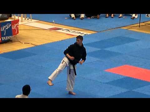 DEMO TAEKWONDO CHAMPIONNAT DE FRANCE 2011