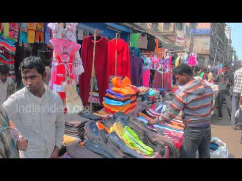 Fancy Bazaar, Ccosmopolitan Market, Guwahati, Assam