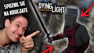 WALCZYMY Z PRAWDZIWYM KRZYŻAKIEM ️ w Dying Light z Eybim!