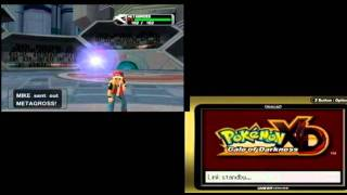 Pokémon XD: Gale of Darkness Link Battle Dual Screen