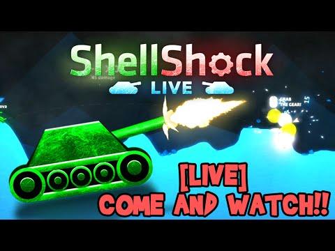 TANKS FOR 100,000 SUBS! | ShellShock Live