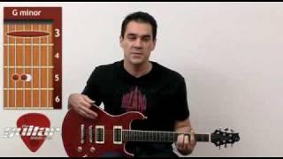 Beginner Guitar Lesson #7 - Baŗre (Bar) Chords