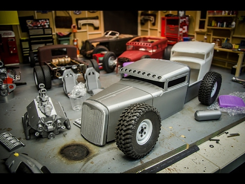new 3d printed rc hot rod bodies engines and accessories from nightcrawlers3d youtube. Black Bedroom Furniture Sets. Home Design Ideas