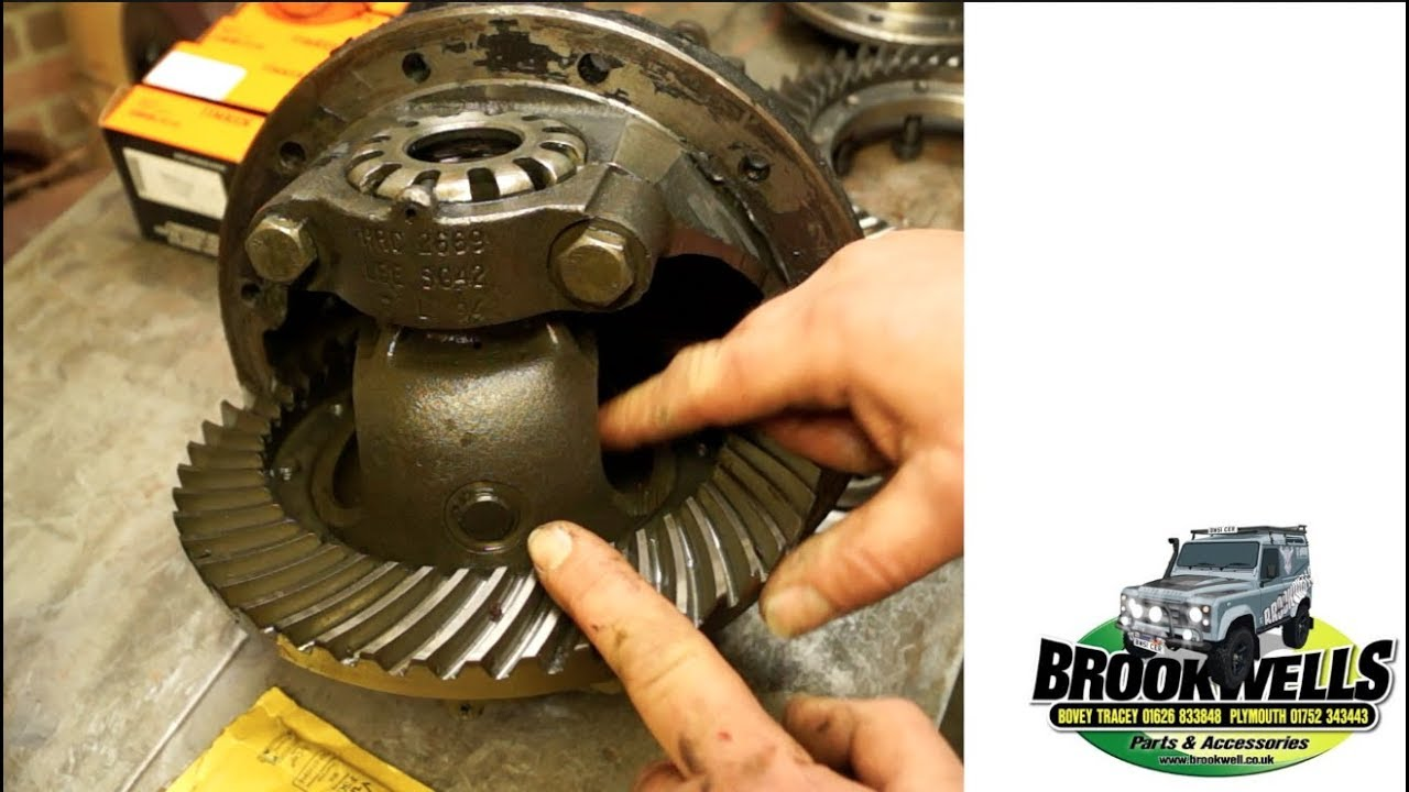 Series 3 Primary Pinion and Constant Mesh Gear Land Rover