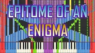 [Black MIDI] Synthesia – Epitome of an Enigma ~ Zarhym Raider | 200,000 | Impossible Remix