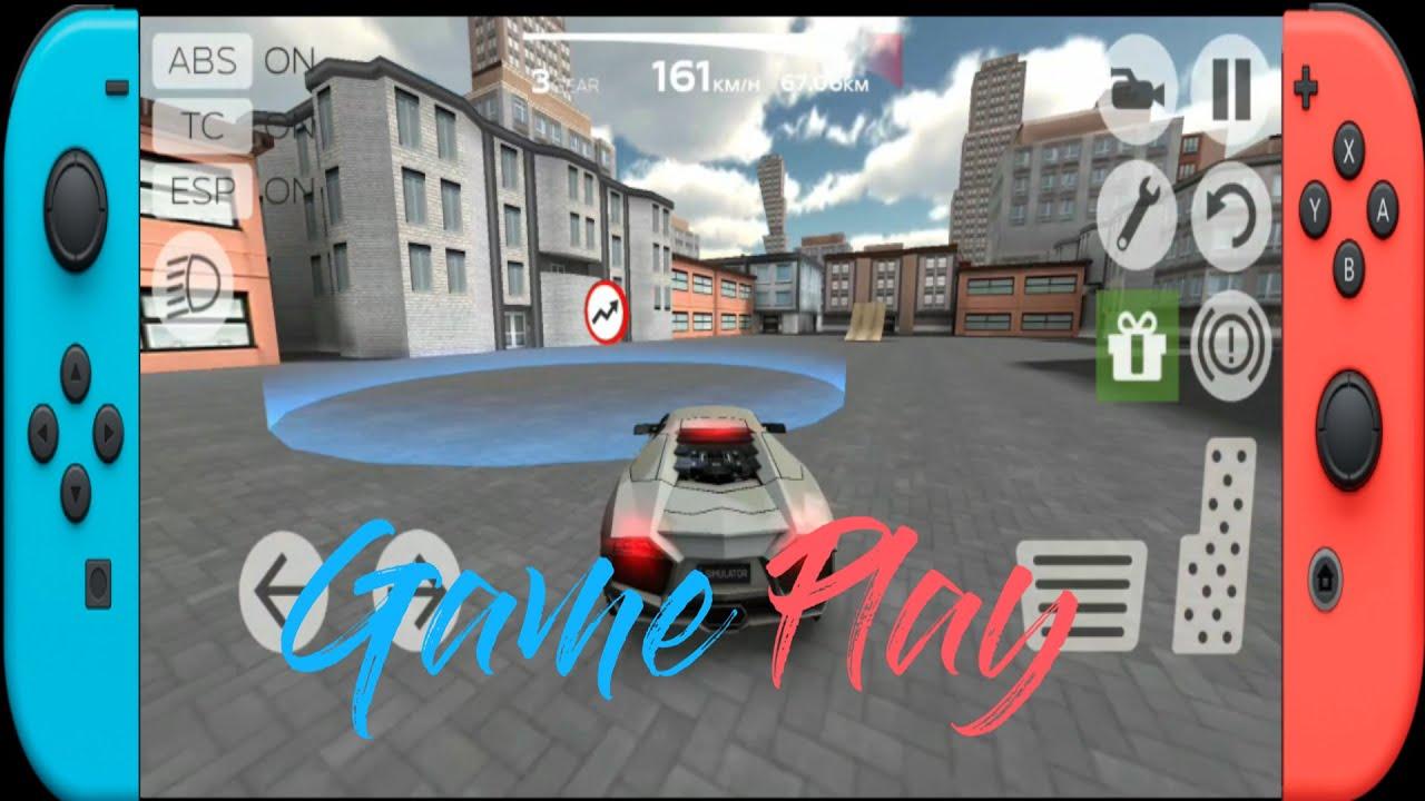 العاب سيارات سباق للاطفال-محاكاة قيادة السيارة القصوى🏎️