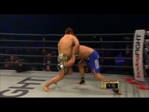 Bodog Fight - Roman Zentsov v. Kristof Midoux