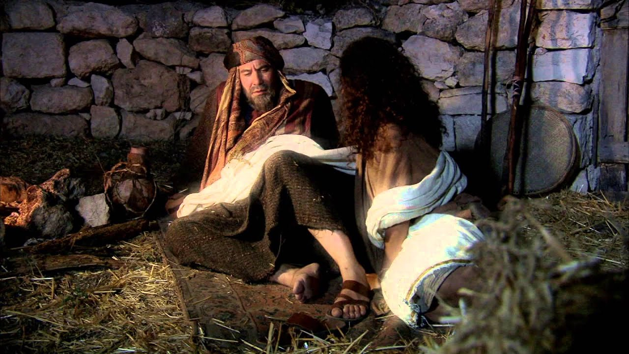 Image result for ruth lying at boaz feet