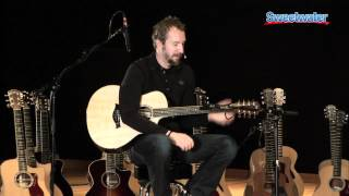 Taylor Guitars Baritone Series Acoustic Guitar Demo - Sweetwater Sound