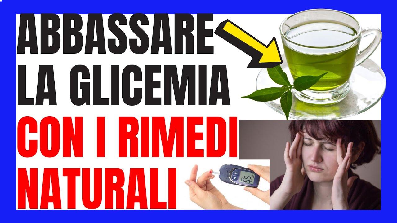 Come abbassare la glicemia alta naturalmente senza …