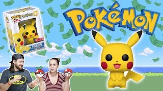 POKEMON POPS INCOMING! |  What Funko Can Do to Print Money
