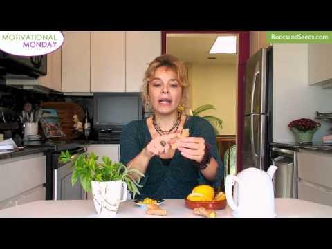 Immunity Tea: The Benefits of Lemon, Ginger & Lemongrass!