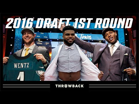 Wentz or Goff? Tunsil Falling, Ohio State Pick Rush & More! | 2016 Full First Round