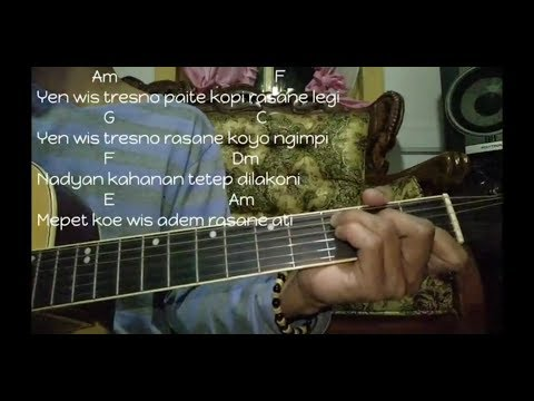 Prei Kanan Kiri - Acoustic Version - Chord/Kunci Gitar Mudah (Cover By EasyChord)