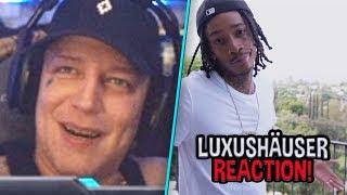 MontanaBlack reagiert auf LUXUSHAUS von Wiz Khalifa! 😎 MontanaBlack Reaktion