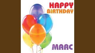 Happy Birthday Marc