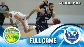 Petrolina AEK v Donar Groningen - Full Game - FIBA Europe Cup 2019