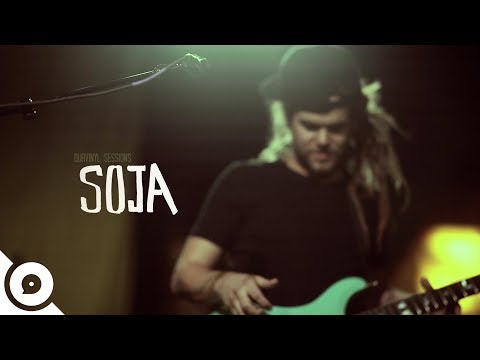 SOJA - Promises and Pills (Feat. Alfred The MC)  | OurVinyl Sessions