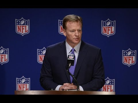 Roger Goodell Says NFL Players Must Stand For the National Anthem (The Brother Pill Podcast)