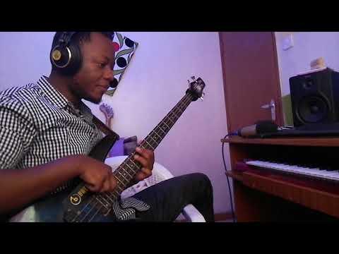 Moise Mbiye Nako Zonga Te SEBEN Bass Cover By Christian Rush