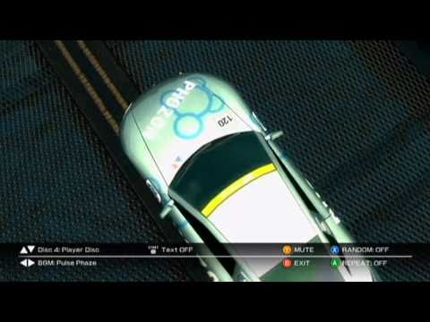 Ridge Racer 6 OST (X360) BGM: Pulse Phaze