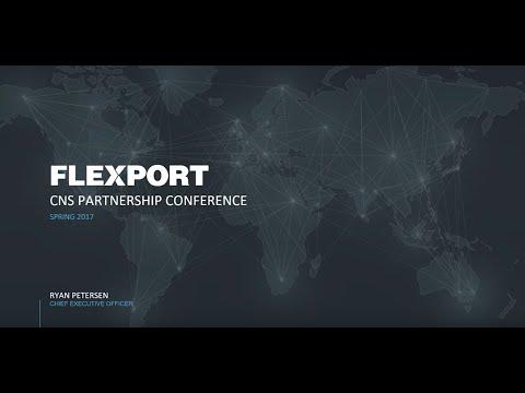 CNS Partnership Conference | Keynote Speech by Ryan Petersen (CEO of Flexport)