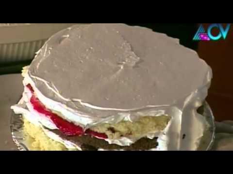 German Forest Cake – Ruchibhedham