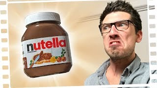 WTF FERRERO?! - Nutella 2017 - Review