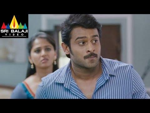 Prabhas Mirchi Movie Comedy Scenes Back to Back | Anushka, Richa | Sri Balaji Video