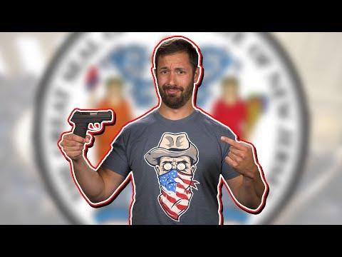 New Jersey Gets Smart GUNS! - The Legal Brief