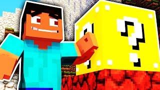 KEINER WEIß WAS DA DRIN IST !!! (Minecraft)