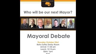 Chatham Kent Mayoral Debate Live Stream