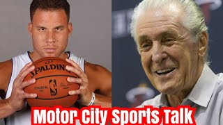 Miami Heat Interested in Trading for Blake Griffin? | Should Detroit Pistons Move BG???