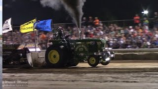 Turbo Diesel Pulling Tractor Uncle Buck's Toy