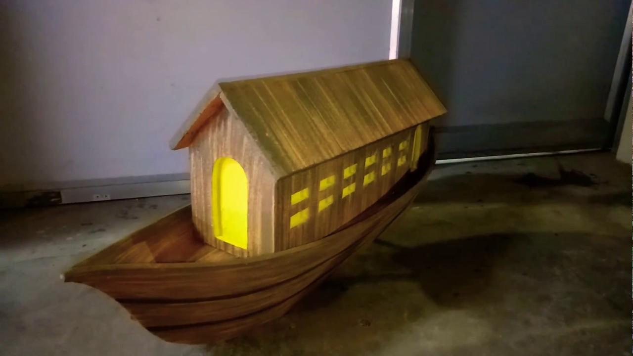 School Project Boat House Model Wwwschoolprojectcenterin