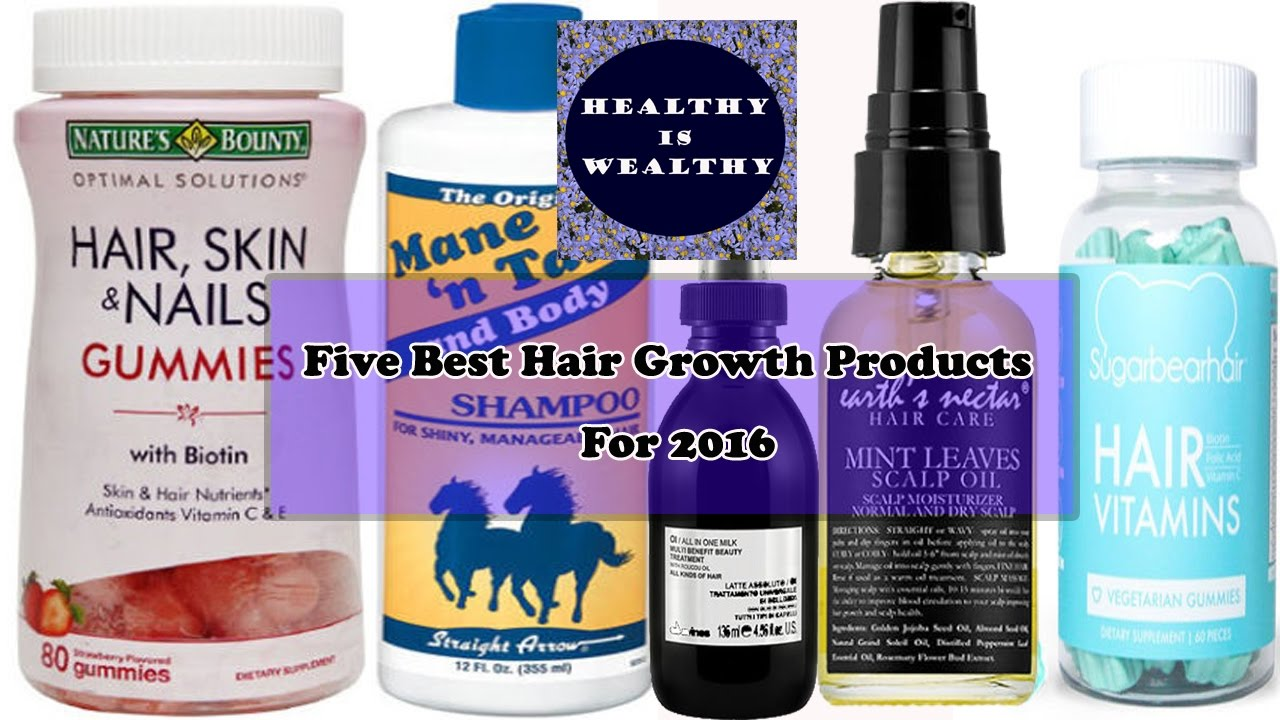 Regrowth Product Market The Best On Hair