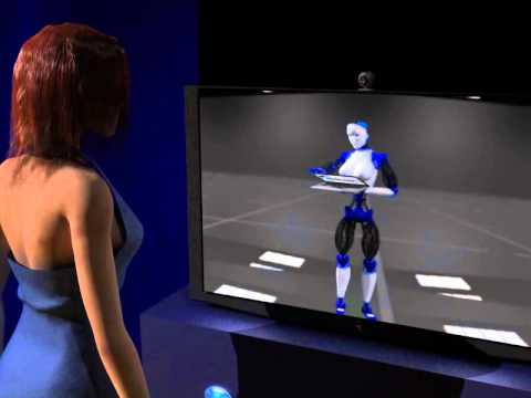 Interactive Character