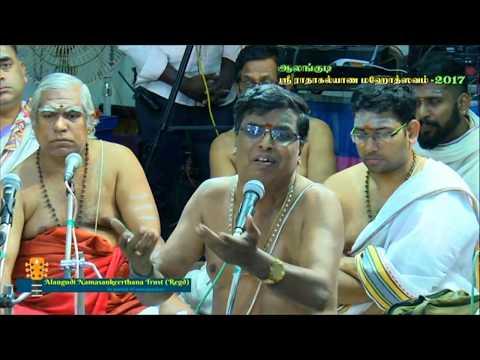 198 - Sandhana Kaatukullae by Udayalur Kalyanarama Bhagavathar - Alangudi Radhakalyanam 2017