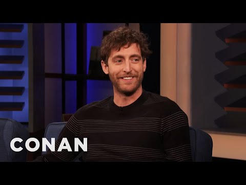 "Thomas Middleditch Auditioned For Jesse Eisenberg's ""Zombieland"" Role - CONAN on TBS"