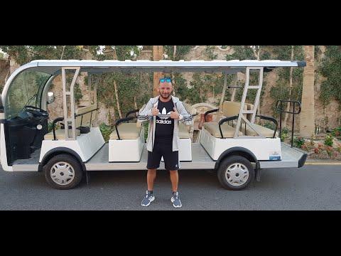 Albatros Citadel Resort 5 Stars Ägypt Hurghada Januar 2020 Hani el-jarie - Rafael & Tom