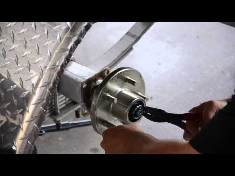 Trailer Maintenance: How to Service Your Wheel Bearings