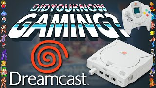 Dreamcast [Old] - Did You Know Gaming? Feat. Brutalmoose