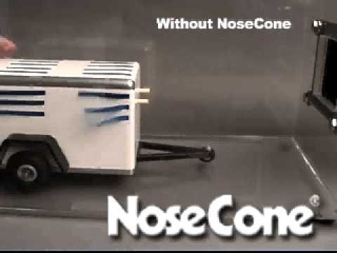 Nose Cone Trailer Aerodynamics
