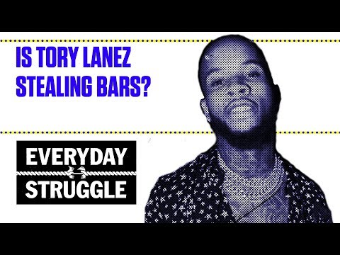 Is Tory Lanez Stealing Bars? | Everyday Struggle